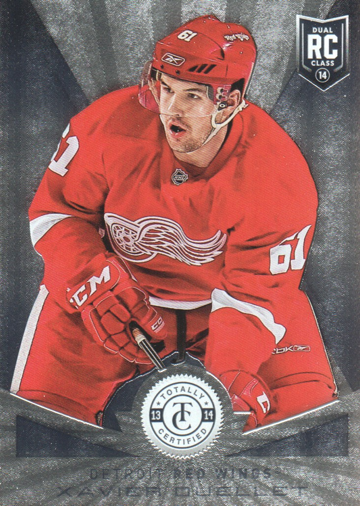 2013-14 Totally Certified #237 Xavier Ouellet RC