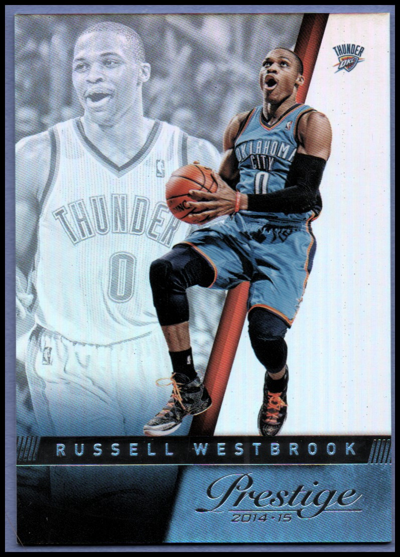 8f7ac36b57ed8a 2014-15 Prestige Premium  41 Russell Westbrook