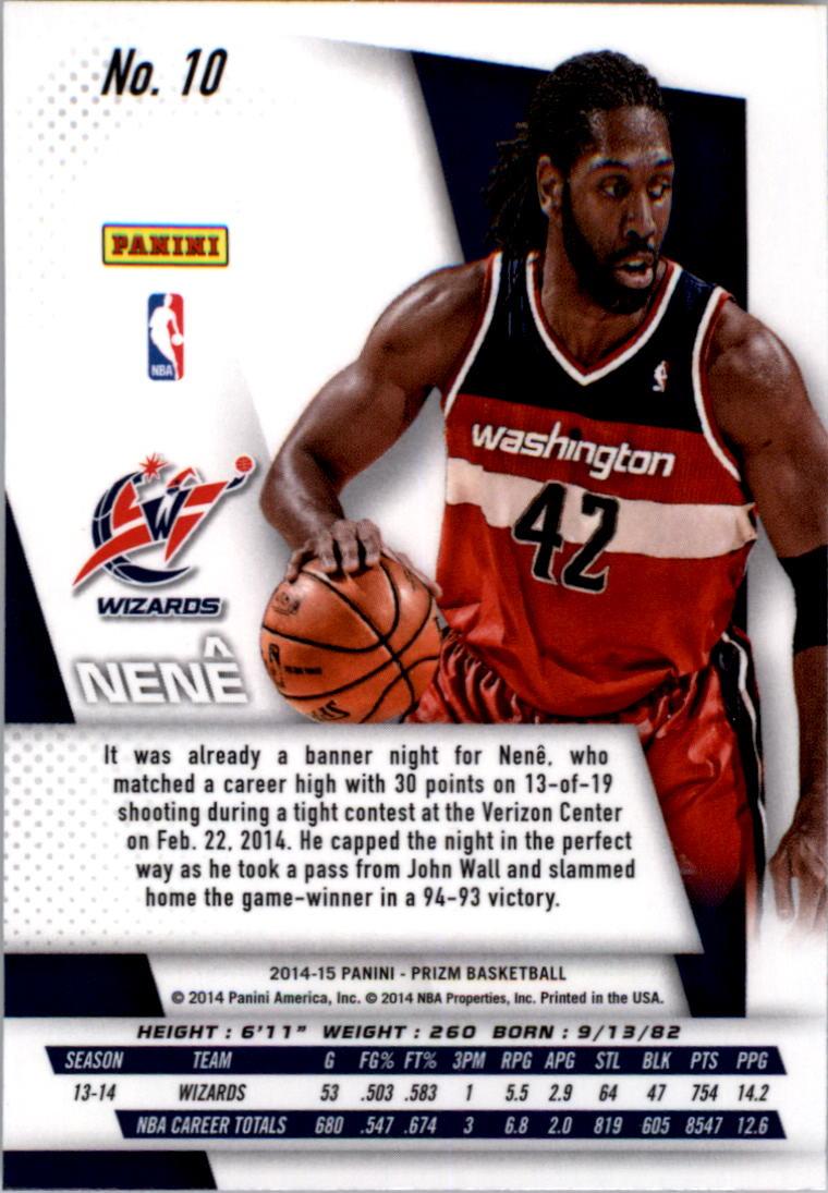 2014-15-Panini-Prizm-Basketball-s-1-200-You-Pick-Buy-10-cards-FREE-SHIP thumbnail 7