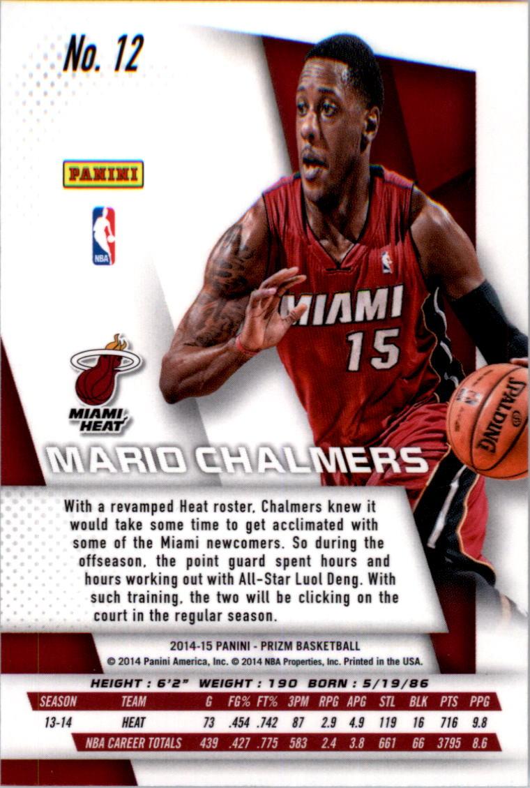 2014-15-Panini-Prizm-Basketball-s-1-200-You-Pick-Buy-10-cards-FREE-SHIP thumbnail 9