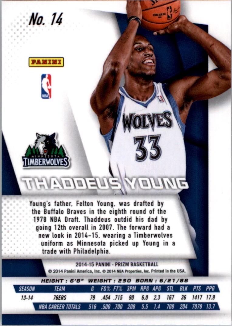 2014-15-Panini-Prizm-Basketball-s-1-200-You-Pick-Buy-10-cards-FREE-SHIP thumbnail 11