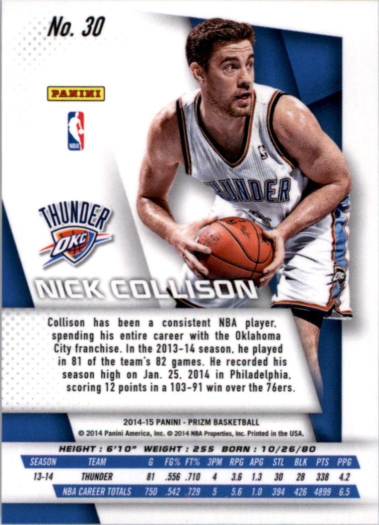 2014-15-Panini-Prizm-Basketball-s-1-200-You-Pick-Buy-10-cards-FREE-SHIP thumbnail 21