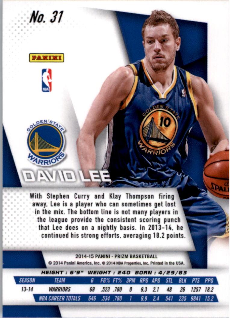2014-15-Panini-Prizm-Basketball-s-1-200-You-Pick-Buy-10-cards-FREE-SHIP thumbnail 23