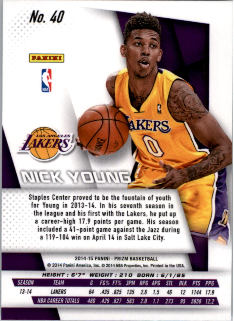 2014-15-Panini-Prizm-Basketball-s-1-200-You-Pick-Buy-10-cards-FREE-SHIP thumbnail 27