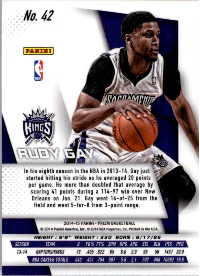 2014-15-Panini-Prizm-Basketball-s-1-200-You-Pick-Buy-10-cards-FREE-SHIP thumbnail 29