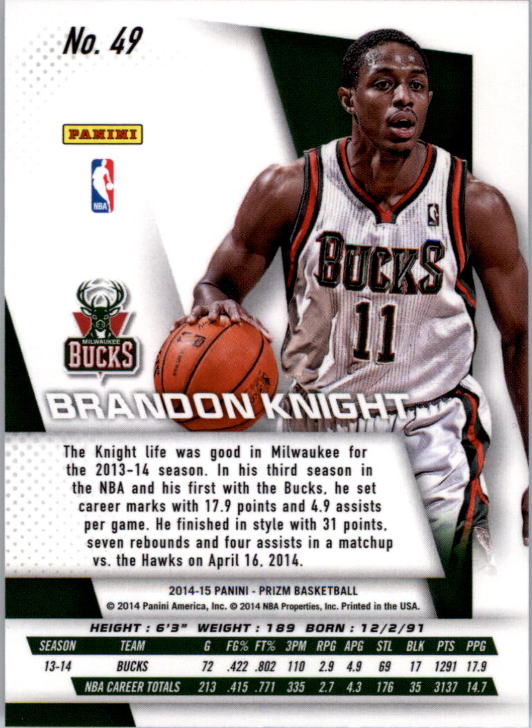 2014-15-Panini-Prizm-Basketball-s-1-200-You-Pick-Buy-10-cards-FREE-SHIP thumbnail 31