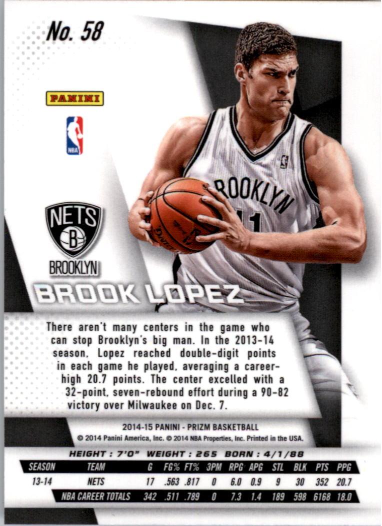 2014-15-Panini-Prizm-Basketball-s-1-200-You-Pick-Buy-10-cards-FREE-SHIP thumbnail 41