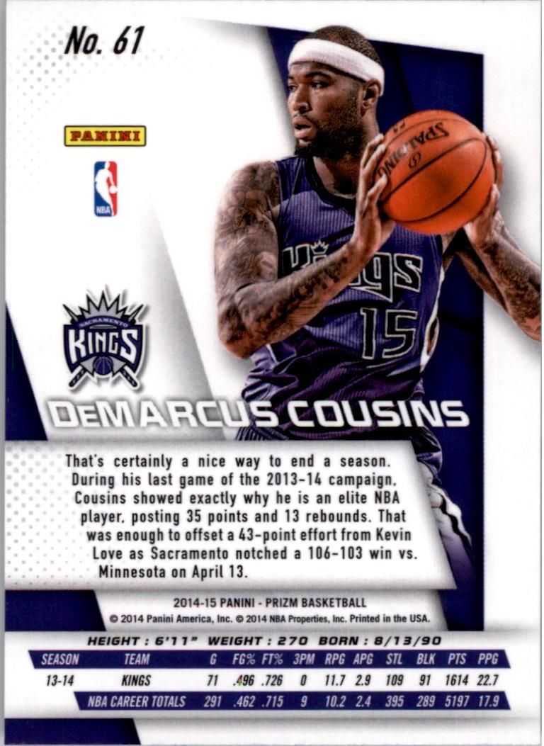 2014-15-Panini-Prizm-Basketball-s-1-200-You-Pick-Buy-10-cards-FREE-SHIP thumbnail 45