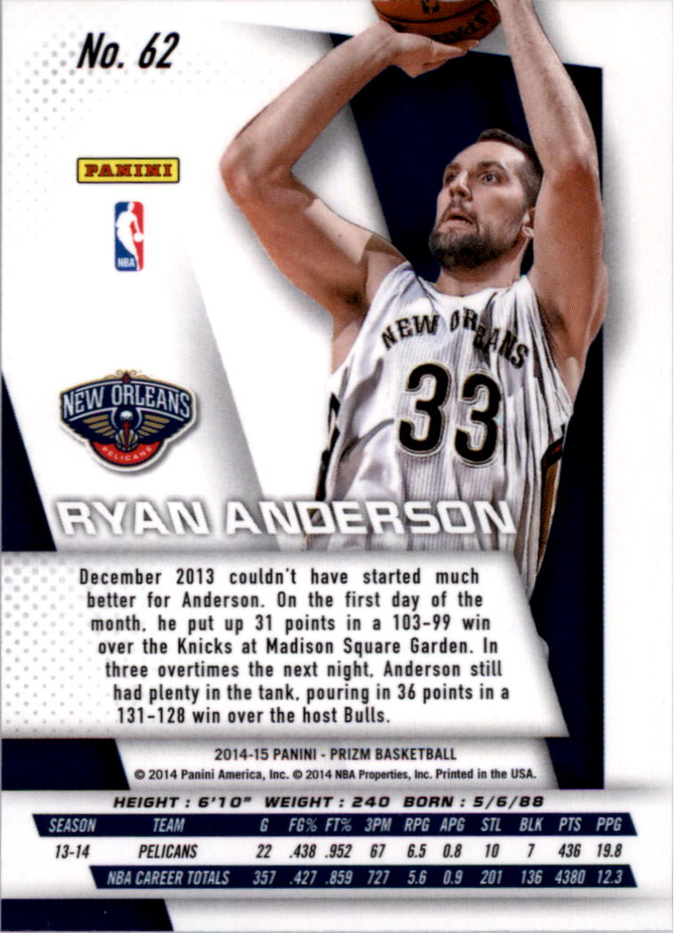2014-15-Panini-Prizm-Basketball-s-1-200-You-Pick-Buy-10-cards-FREE-SHIP thumbnail 47