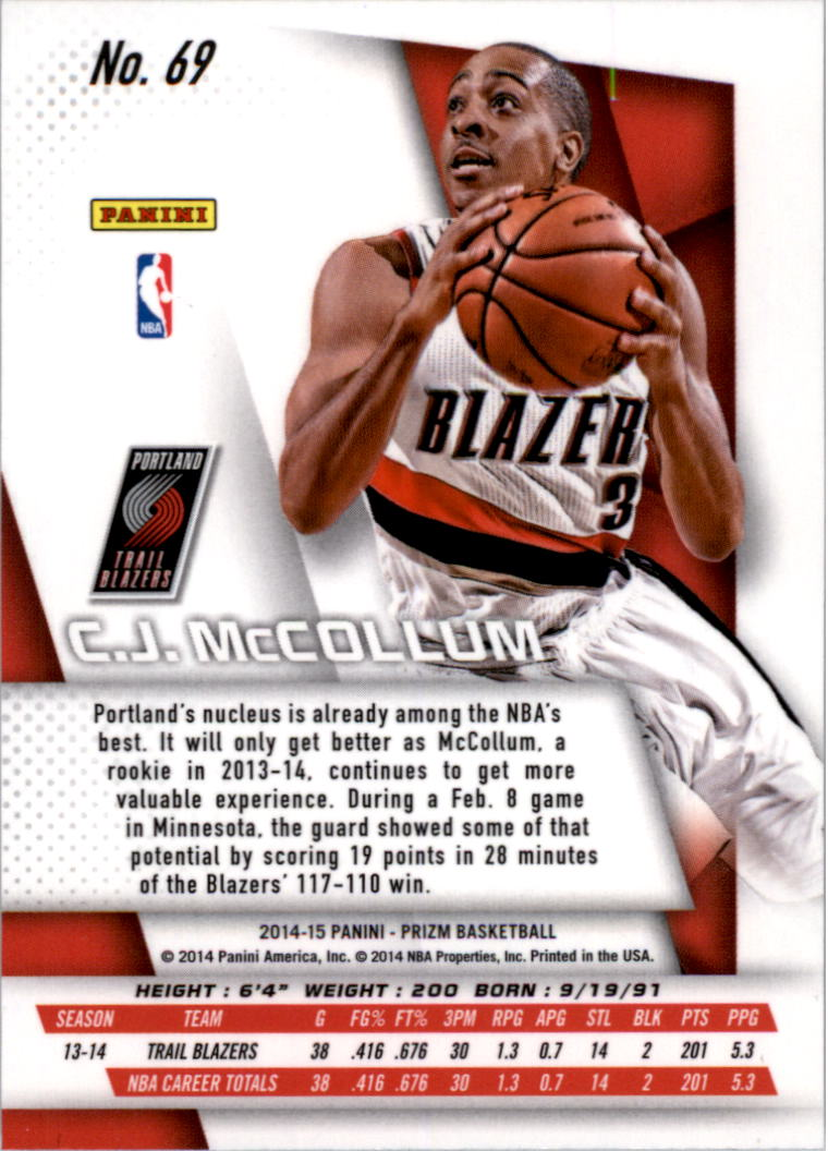 2014-15-Panini-Prizm-Basketball-s-1-200-You-Pick-Buy-10-cards-FREE-SHIP thumbnail 55