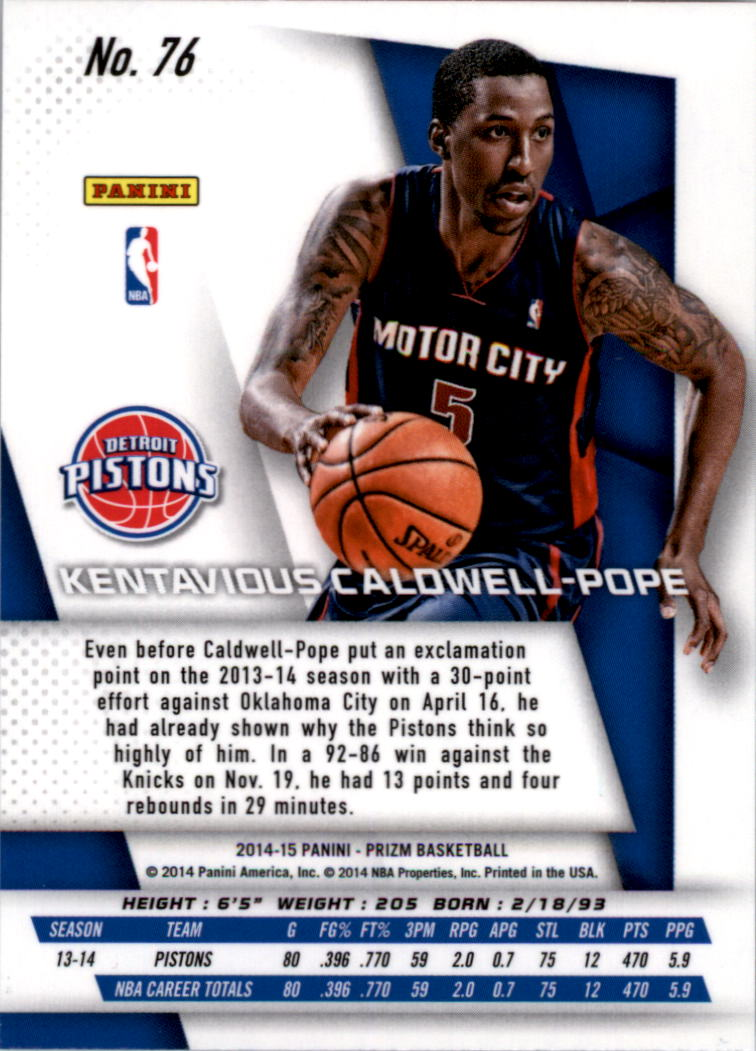 2014-15-Panini-Prizm-Basketball-s-1-200-You-Pick-Buy-10-cards-FREE-SHIP thumbnail 59
