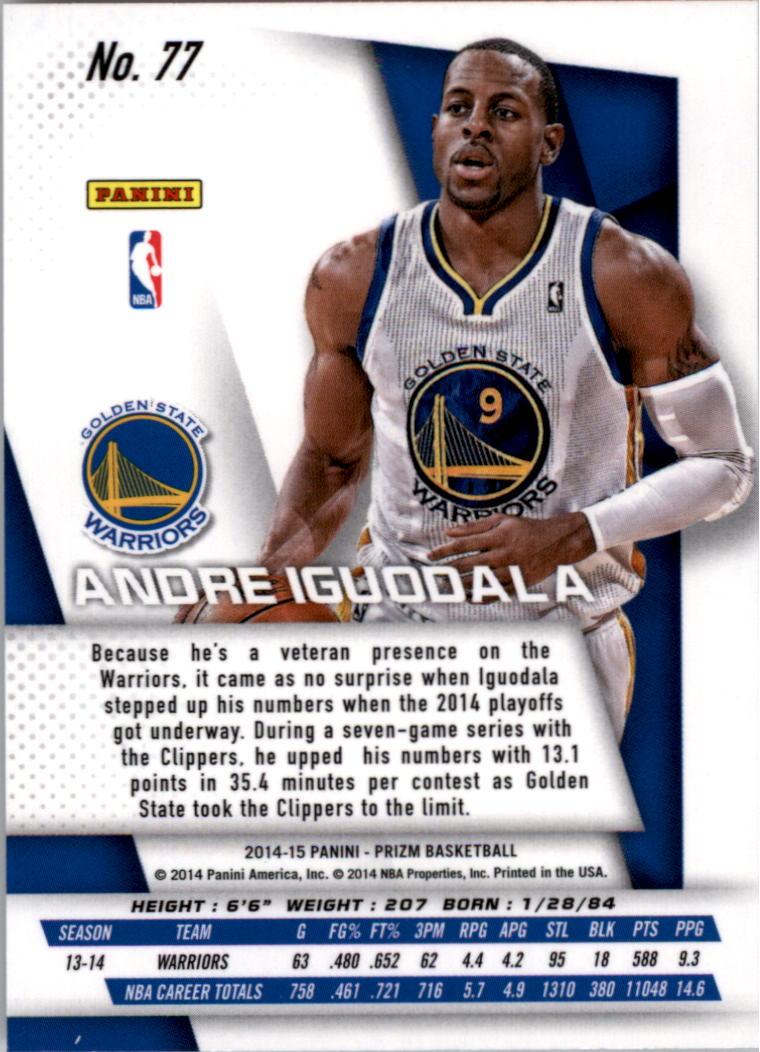 2014-15-Panini-Prizm-Basketball-s-1-200-You-Pick-Buy-10-cards-FREE-SHIP thumbnail 61