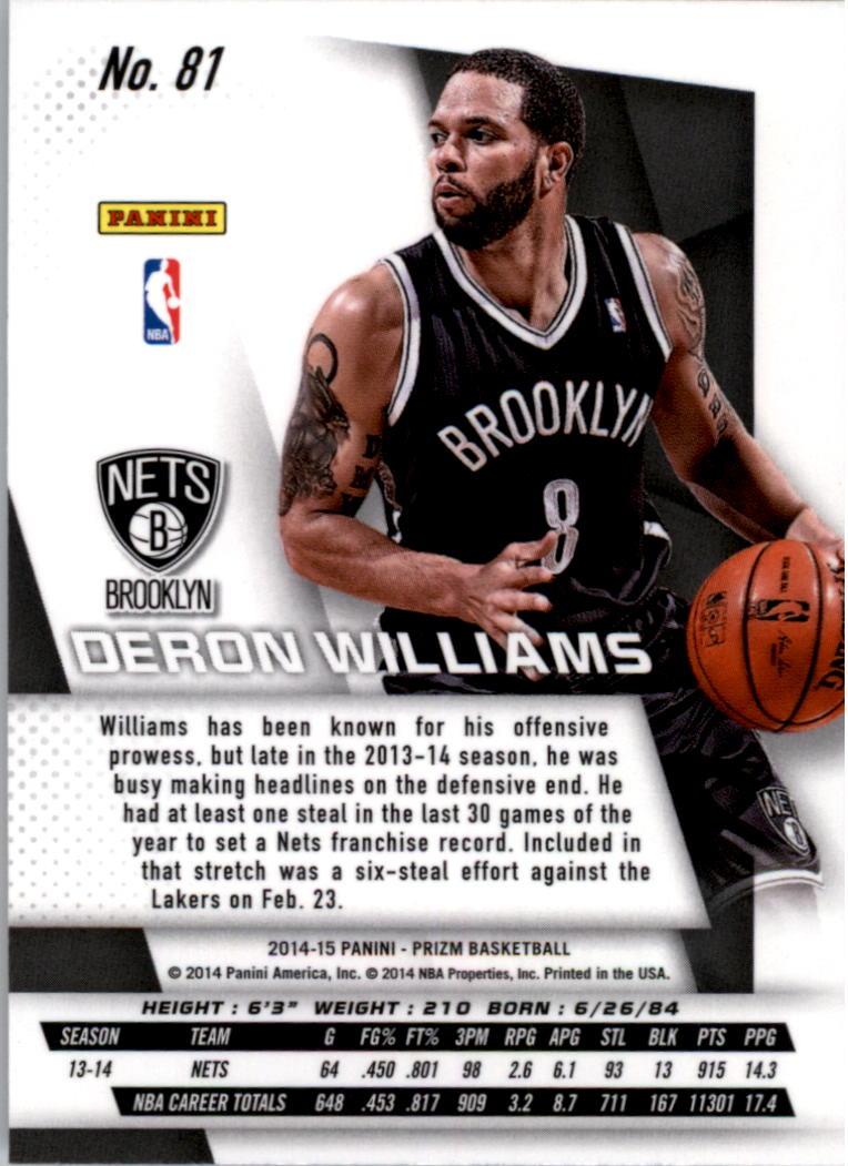 2014-15-Panini-Prizm-Basketball-s-1-200-You-Pick-Buy-10-cards-FREE-SHIP thumbnail 63