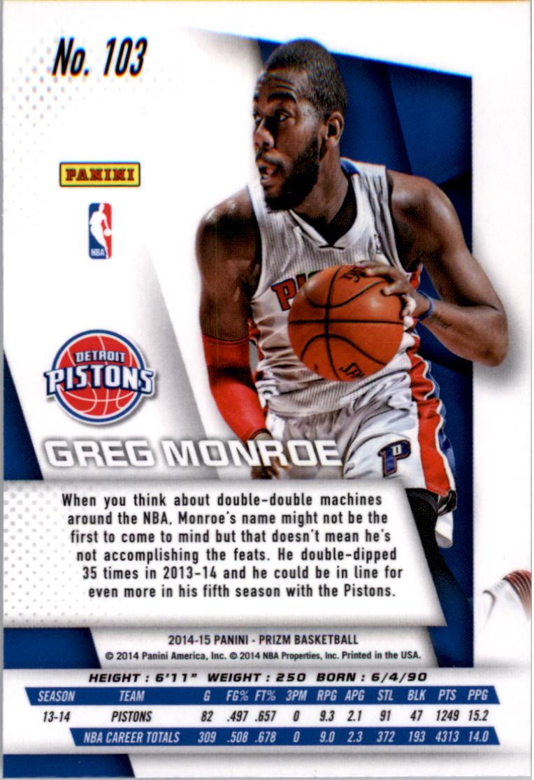 2014-15-Panini-Prizm-Basketball-s-1-200-You-Pick-Buy-10-cards-FREE-SHIP thumbnail 69