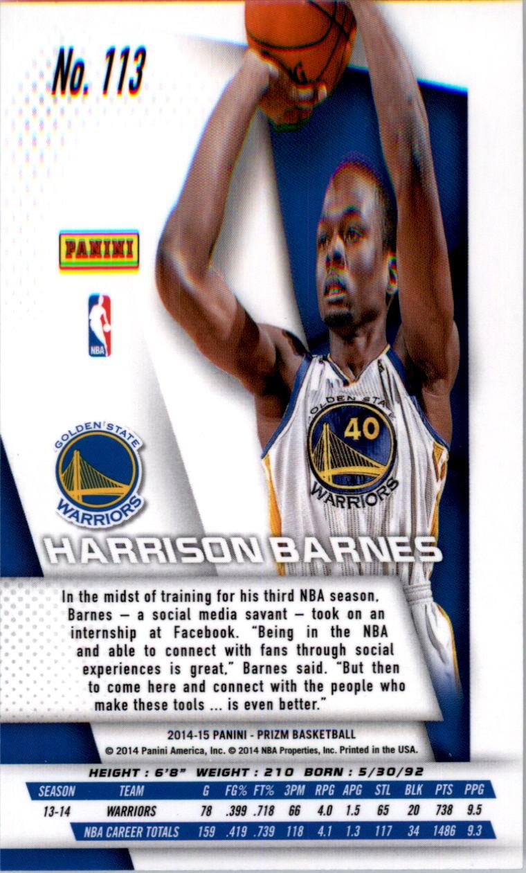 2014-15-Panini-Prizm-Basketball-s-1-200-You-Pick-Buy-10-cards-FREE-SHIP thumbnail 73