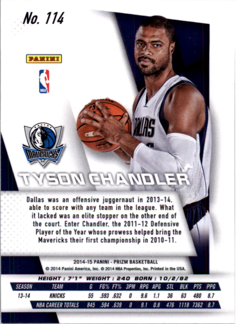 2014-15-Panini-Prizm-Basketball-s-1-200-You-Pick-Buy-10-cards-FREE-SHIP thumbnail 75
