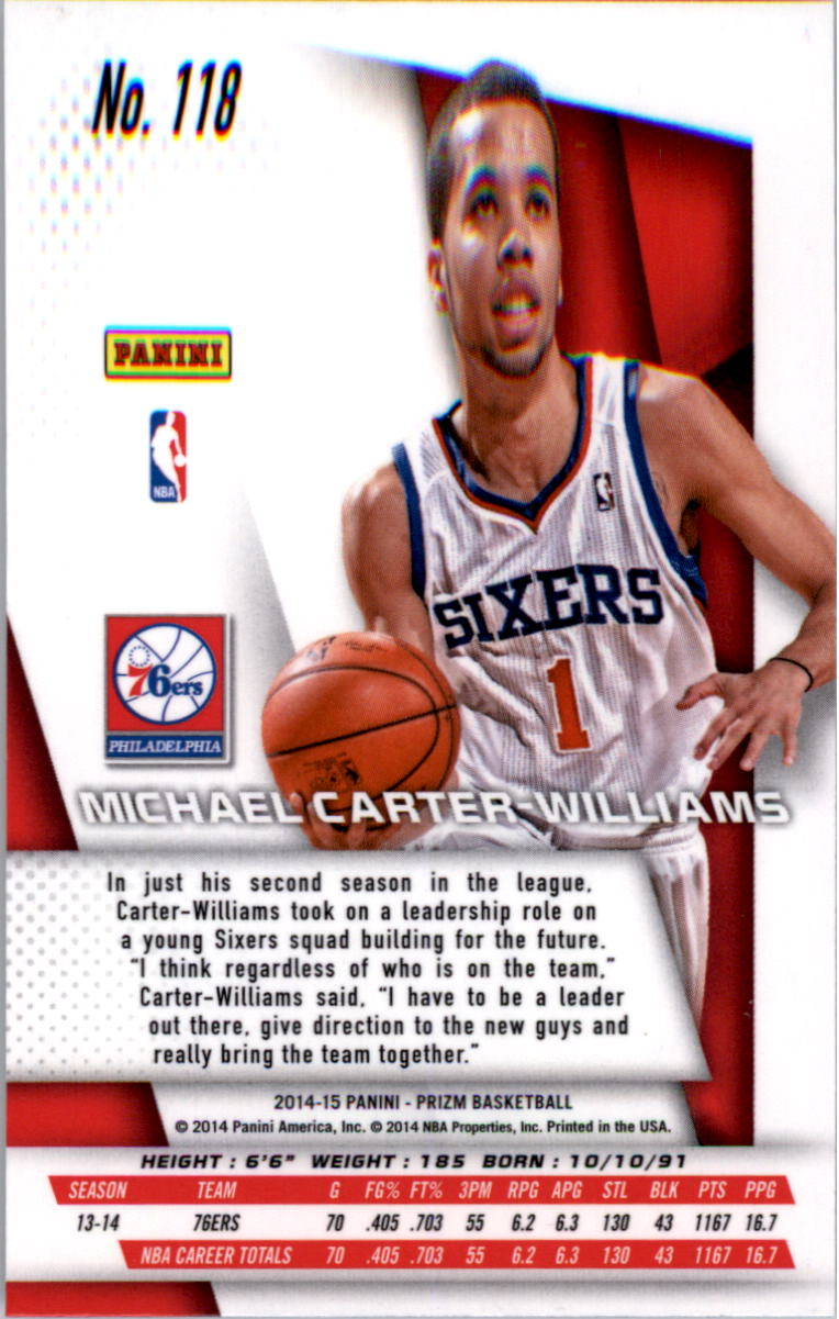 2014-15-Panini-Prizm-Basketball-s-1-200-You-Pick-Buy-10-cards-FREE-SHIP thumbnail 79