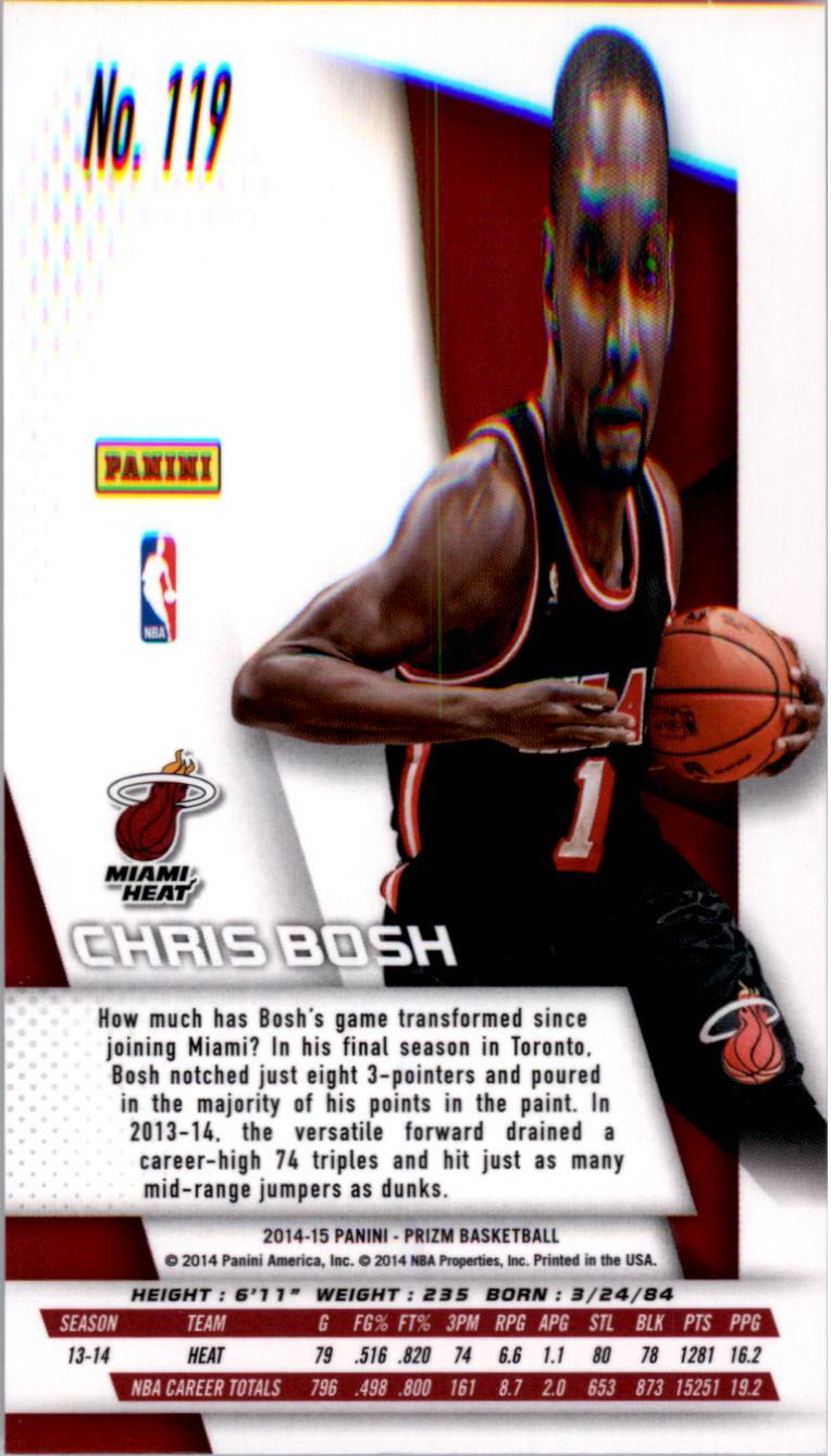 2014-15-Panini-Prizm-Basketball-s-1-200-You-Pick-Buy-10-cards-FREE-SHIP thumbnail 81