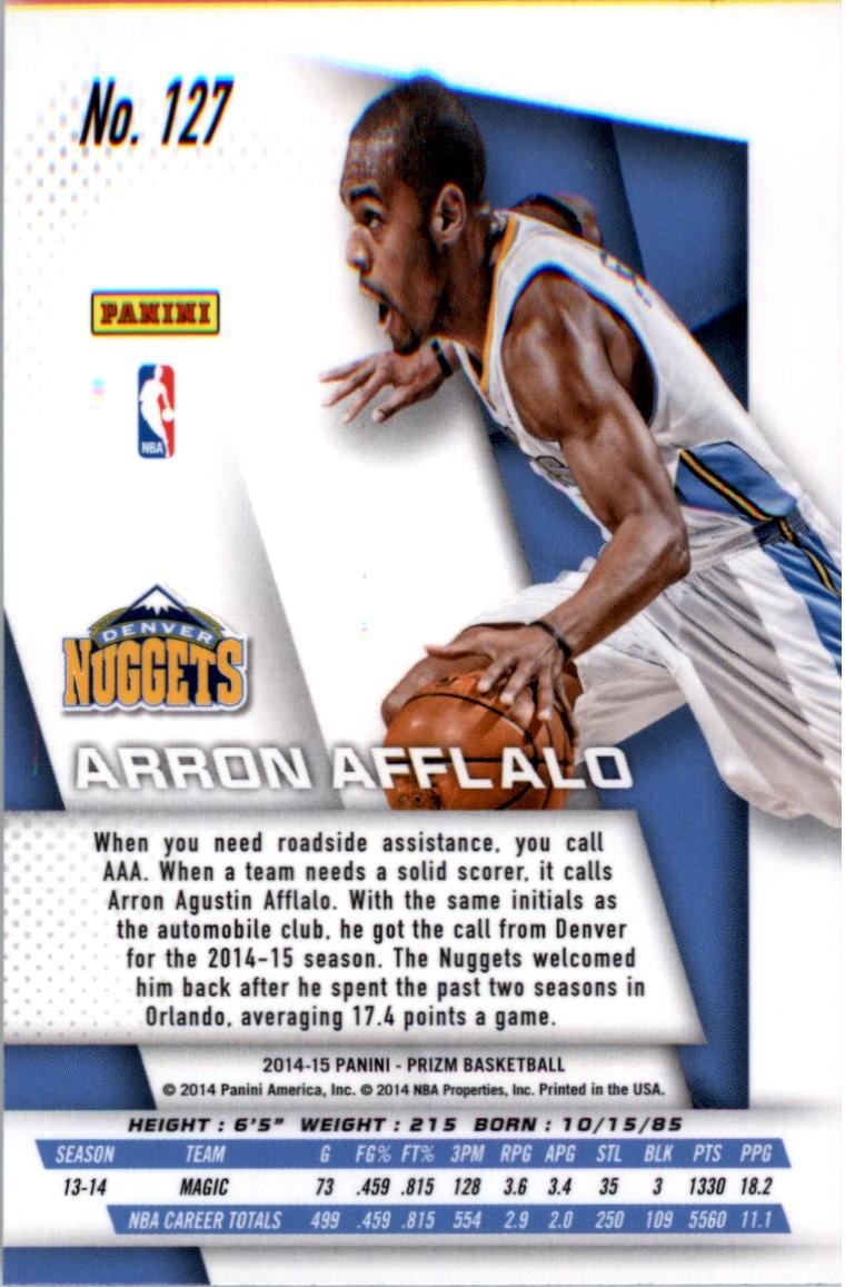 2014-15-Panini-Prizm-Basketball-s-1-200-You-Pick-Buy-10-cards-FREE-SHIP thumbnail 85
