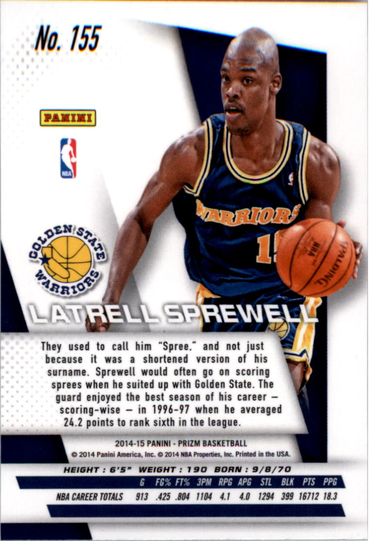 2014-15-Panini-Prizm-Basketball-s-1-200-You-Pick-Buy-10-cards-FREE-SHIP thumbnail 93