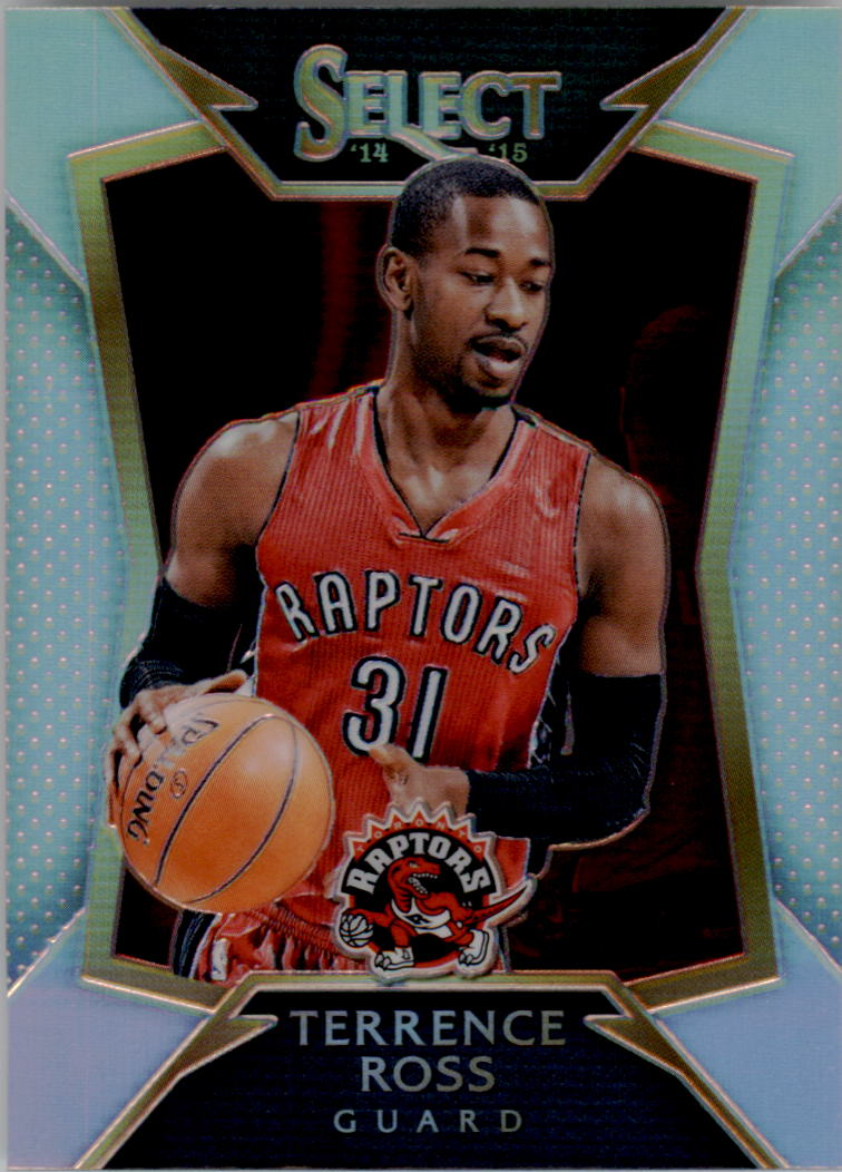 2014-15 Select Prizms Silver #60 Terrence Ross CON