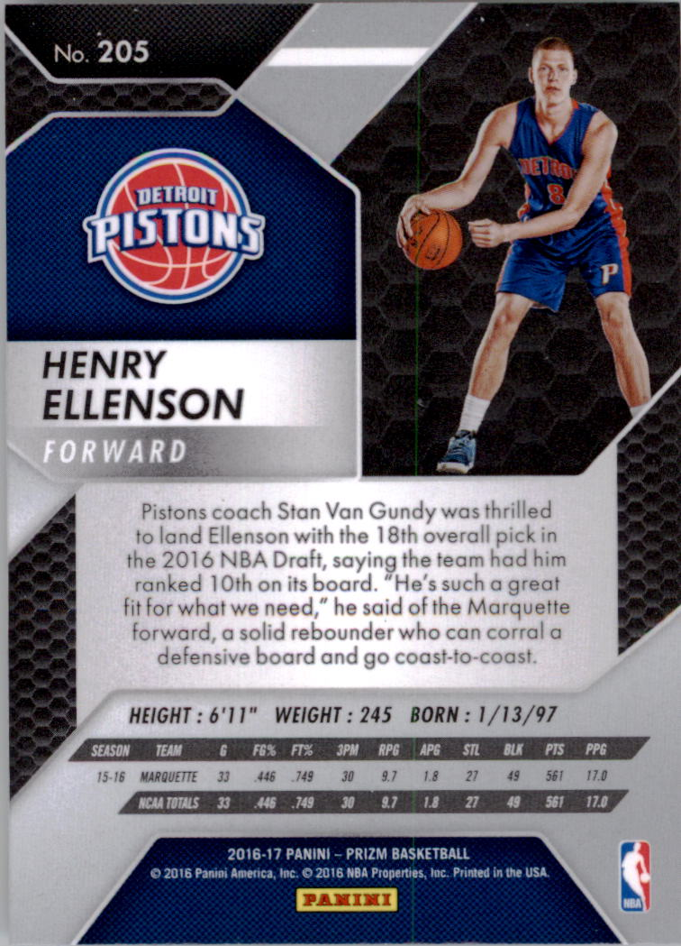 2016-17-Panini-Prizm-Basketball-1-250-Your-Choice-GOTBASEBALLCARDS thumbnail 201