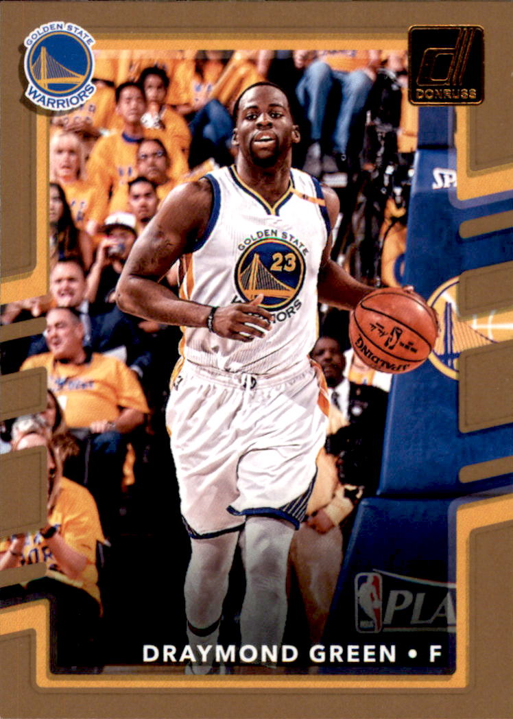 2017-18 Donruss #48 Draymond Green