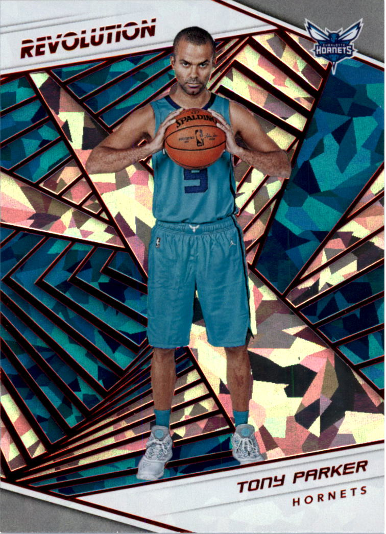 1a115141 2018-19 Panini Revolution Chinese New Year #14 Tony Parker. Sports Card  Front