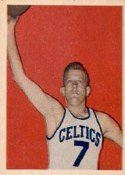 1948 Bowman #8 Mel Riebe