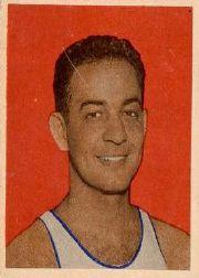 1948 Bowman #16 Sid Hertzberg