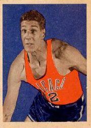1948 Bowman #20 Ellis(Gene) Vance