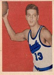 1948 Bowman #21 Fuzzy Levane RC