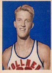 1948 Bowman #24 Leo (Crystal) Klier