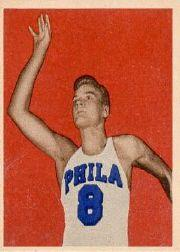 1948 Bowman #25 George Senesky