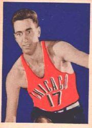 1948 Bowman #31 Chuck Gilmur