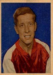 1948 Bowman #36 Hal Tidrick
