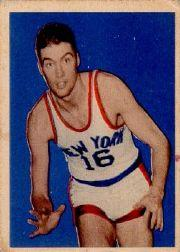 1948 Bowman #54 Bud Palmer RC