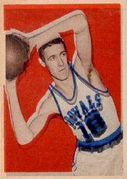 1948 Bowman #58 Arnie Risen RC