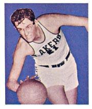 1948 Bowman #69 George Mikan RC