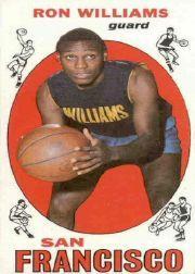 1969-70 Topps #36 Ron Williams