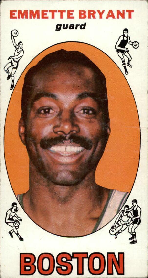 1969-70 Topps #47 Emmette Bryant RC