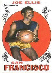 1969-70 Topps #57 Joe Ellis
