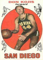 1969-70 Topps #64 Don Kojis RC