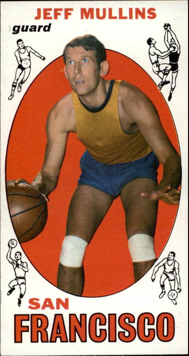 1969-70 Topps #70 Jeff Mullins RC