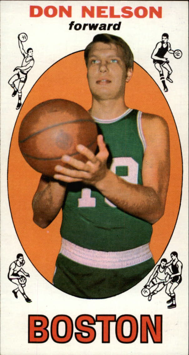1969-70 Topps #82 Don Nelson RC