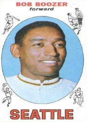 1969-70 Topps #89 Bob Boozer
