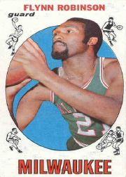 1969-70 Topps #92 Flynn Robinson RC