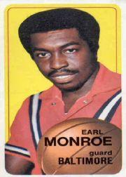 1970-71 Topps #20 Earl Monroe