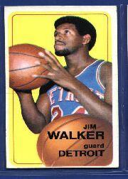 1970-71 Topps #25 Jimmy Walker