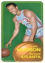 1970-71 Topps #30 Lou Hudson